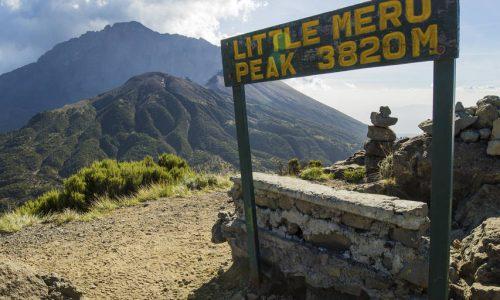4 days MOUNT MERU Trekking Tour