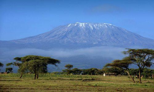 7 days RONGAI ROUTE Kilimanjaro Trekking Tour